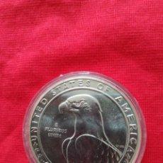 Monedas antiguas de América: 1 DOLLAR USA 1983 PLATA . Lote 148024290