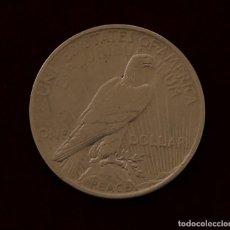 Monedas antiguas de América: DOLAR DE PLATA 1921 ESTADOS UNIDOS. Lote 148658610