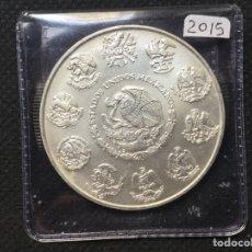 Monedas antiguas de América: X-12 ) MÉXICO,,1 ONZA AÑO 2015,,PLATA PURA 9999 M,, EN ESTADO NUEVO SIN CIRCULAR. Lote 150551410