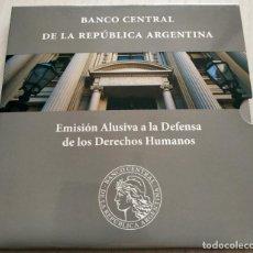 Monedas antiguas de América: CARTERA DE ARGENTINA 2 PESOS 2006 KM161. Lote 151211918