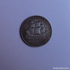 Monedas antiguas de América: MEDIO DOLAR DE PLATA USA 1938 CONMEMORATIVA DEL TRICENTENARIO DE DELAWARE. Lote 151419066