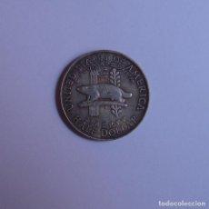 Monedas antiguas de América: MEDIO DOLAR DE PLATA USA 1936 CONMEMORATIVA DEL CENTENARIO DE WISCONSIN. Lote 151540834