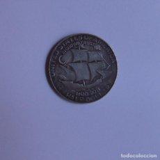 Monedas antiguas de América: MEDIO DOLAR DE PLATA USA 1935 CIENTO CINCUENTA ANIVERSARIO CIUDAD DE HUDSON-N.Y.. Lote 151576574
