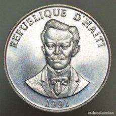 Monedas antiguas de América: 50 CENTIMOS HAITI 1991. Lote 151726238
