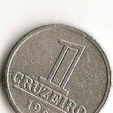 Monedas antiguas de América: 1 CRUZEIRO 1961 BRASIL. Lote 152060098