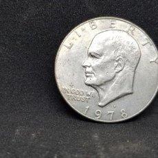 Monedas antiguas de América: ONE DOLLAR 1978-D HEISENHOWER. Lote 152469554