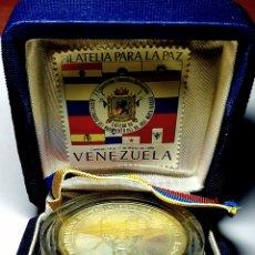 Monedas antiguas de América: ESCASA PLATA S/C! 1986. VENEZUELA. 100 BOLÍVARES. Lote 152491584