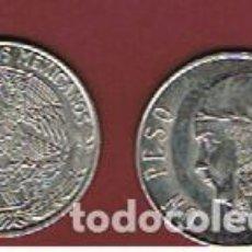 Monedas antiguas de América: MEXICO :1 PESO 1982. EBC.XF. KM.460. Lote 152494834