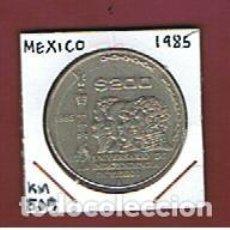 Monedas antiguas de América: MEXICO :200 PESOS 1985 CONMEMORATIVA. MBC.VF. KM.486. Lote 152495942