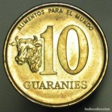 Monedas antiguas de América: 10 GUARANIES PARAGUAY 1996 - SIN CIRCULAR. Lote 155871062