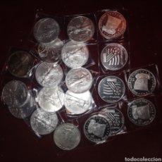 Monedas antiguas de América: ESTADOS UNIDOS. LOTE DE 20 ONZAS DE PLATA PURA. AÑOS VARIADOS. Lote 155876806
