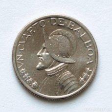Monedas antiguas de América: PANAMA: CUARTO DE BALBOA . Lote 156909102