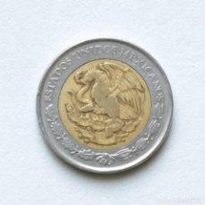 Monedas antiguas de América: MEXICO: 1 NUEVO PESO 1993 KM#550. Lote 156909662