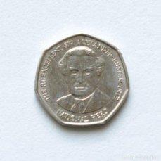 Monedas antiguas de América: JAMAICA: 1 DOLLAR 1999 KM#164. Lote 156910586