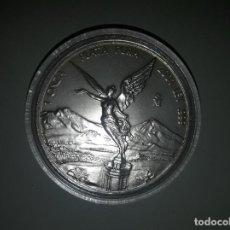 Monedas antiguas de América: MÉXICO. AÑO 2001. 1 ONZA PLATA PURA.. Lote 158130714