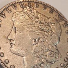 Monedas antiguas de América: MORGAN PLATA DOLAR.. Lote 159363114