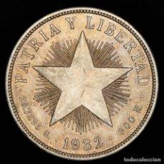 Monedas antiguas de América: CENTROAMÉRICA - 1 PESO DE PLATA, 1932.. Lote 159647700