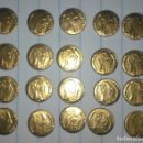 Monedas antiguas de América: MONEDAS DE ORO!! MAXIMILIANO I MÉJICO 1865!!LOTE DE 20 MONEDAS!! ORO HGE 22 KTS!!OFERTA!!S/C!!. Lote 160114910