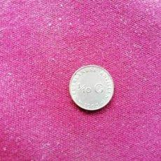 Monedas antiguas de América: ANTILLAS HOLANDESAS,1/10 GULDEN 1962. PLATA. Lote 160175878
