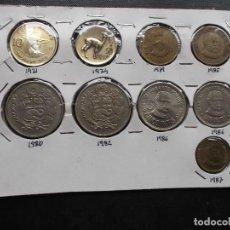 Monedas antiguas de América: CONJUNTO DE MONEDAS VARIADAS DE PERU. Lote 160358478