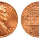 Monedas antiguas de América: ESTADOS UNIDOS 1 CENTAVO, 1969 LINCOLN CENT - CECA S.. Lote 160649866
