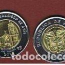 Monedas antiguas de América: PANAMÁ : 1 BALBOA 2019. IGLESIA SAN FRANCISCO DE ASÍS ( CONMEMORATIVA,JMJ). SC.UNC. KM.NEW 2019. Lote 160687882