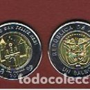 Monedas antiguas de América: PANAMÁ : 1 BALBOA 2019. ORATORIO SAN FELIPE NERI ( CONMEMORATIVA,JMJ). SC.UNC. KM.NEW 2019. Lote 160688234