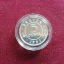 Monedas antiguas de América: BELIZE. 5 CENTAVOS DE 1991. SC. Lote 160862074