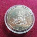 Monedas antiguas de América: REPÚBLICA DOMINICANA. PESO DE 1988. SC. V CENTENARIO. Lote 160863082