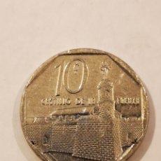 Monedas antiguas de América: CUBA 1994 10 CENTAVOS. Lote 161158093