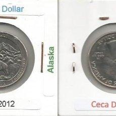 Monedas antiguas de América: E.E.U.U. 2012 D - 25 CENTS (QUARTER DOLLAR) - KM 523 - CIRCULADA. Lote 161302174