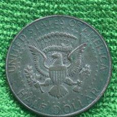 Alte Münzen aus Amerika - Medio Dólar Kennedy .- PLATA.-1967 - 163357182
