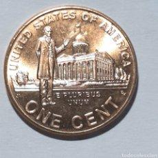 Monedas antiguas de América: (NM-01) MONEDA 1 CENT ( 2009) PRESIDENTE A. LINCOLN - KM#443. Lote 163500874