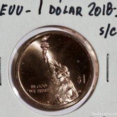 Monedas antiguas de América: EEUU - UN DÓLAR - 2018 PHILADELPHIA. Lote 163590154