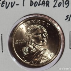 Monedas antiguas de América: EEUU - UN DÓLAR - 2019 PHILADELPHIA. Lote 163590258