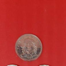 Monedas antiguas de América: CUBA. LOTE 4 MONEDAS . Lote 164617018
