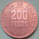 Monedas antiguas de América: COLOMBIA - 200 PESOS 2006 - MBC - CAT. SCHOEN Nº: 113 - MIRE MIS OTROS LOTES Y AHORRE GASTOS. Lote 164857494