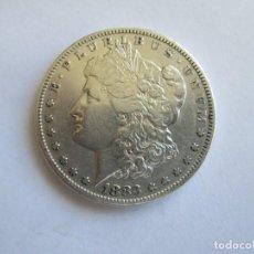Monedas antiguas de América: ESTADOS UNIDOS * 1 DOLAR 1883-S MORGAN * PLATA. Lote 165070430