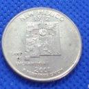 Monedas antiguas de América: 1/4 DOLAR 2008 D NUEVO NEW MÉXICO. Lote 165125880
