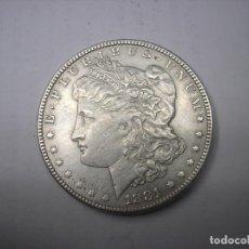 Monete antiche di America: USA. DOLAR TIPO MORGAN DE PLATA DE 1881.CECA DE FILADENFIA. Lote 165313746