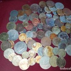 Monedas antiguas de América: COLOMBIA. 77 MONEDAS VARIADAS. Lote 165544470
