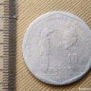 Monedas antiguas de América: ISLAS DE SAN ANDRÉS 10 PESOS. Lote 165636057