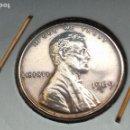 Monedas antiguas de América: ESTADOS UNIDOS 1 CENTAVO 1969-D. Lote 165660414