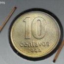 Monedas antiguas de América: ARGENTINA 10 CENTAVOS 1994. Lote 165670722