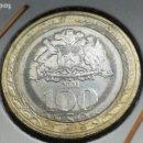 Monedas antiguas de América: CHILE 100 PESOS 2001. Lote 165671914