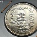 Monedas antiguas de América: MEXICO 100 PESOS 1985. Lote 165674666