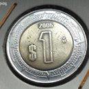 Monedas antiguas de América: MEXICO 1 PESO 2006. Lote 165675650