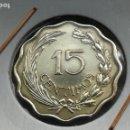 Monedas antiguas de América: PARAGUAY 15 CENTIMOS 1953. Lote 165677654