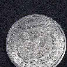 Monedas antiguas de América: DOLAR MORGAN DE PLATA, AÑO 1921, SAN FRANCISCO. Lote 165724498