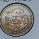 Monedas antiguas de América: MEXICO 1000 PESOS 1990. Lote 165674394